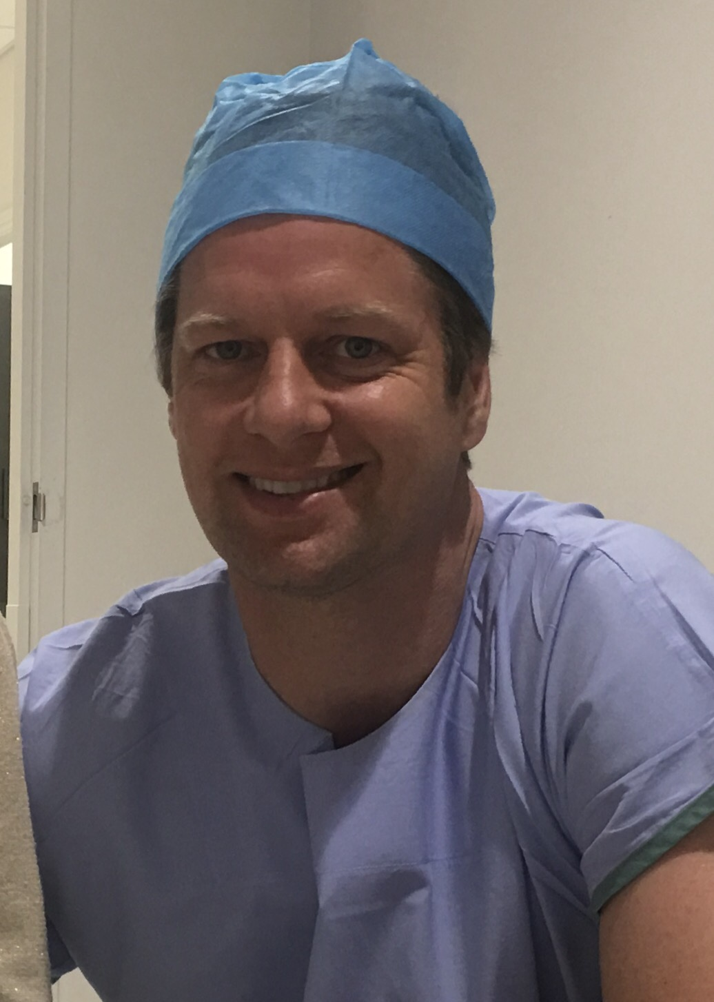 Photo of Surgeon
